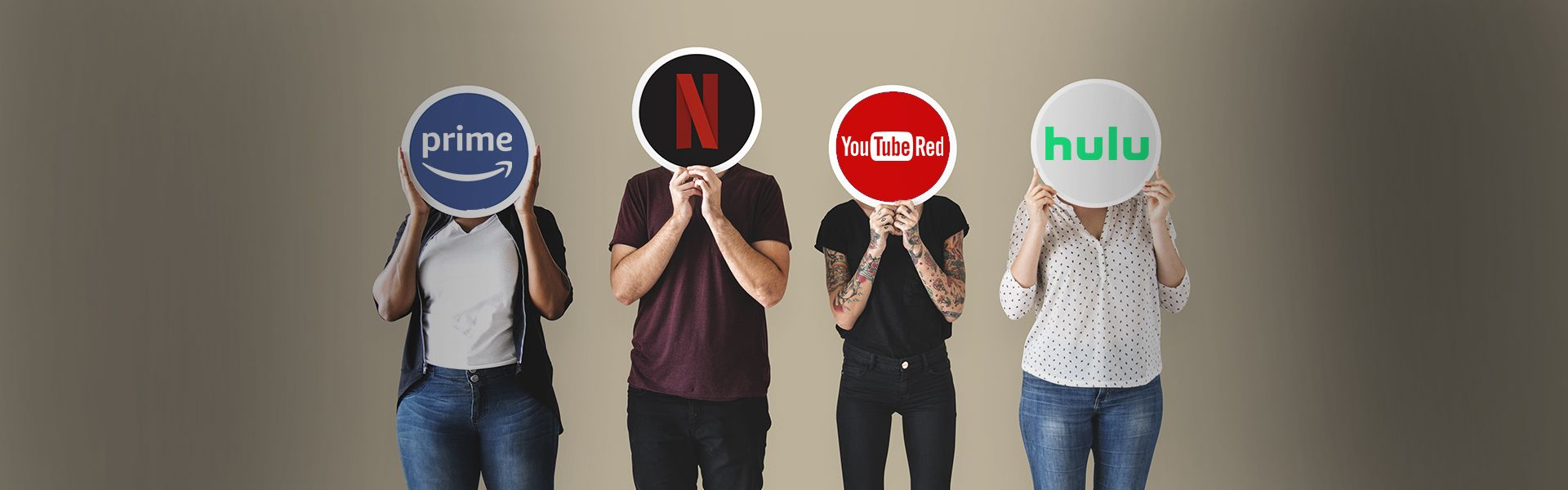 The American video Streaming War